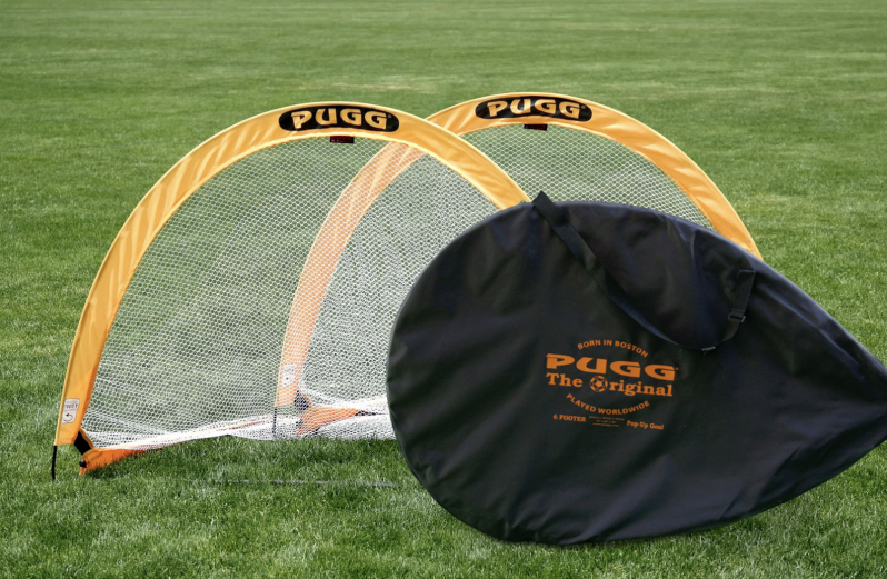 Best Soccer Training Equipment - PUGG Goals