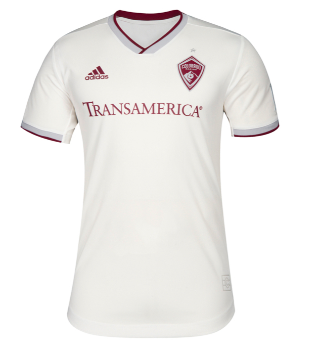 Colorado Rapids jersey