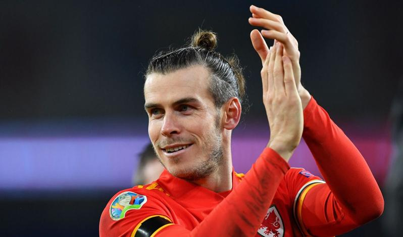 Gareth Bale has come a long way from how he once looked.