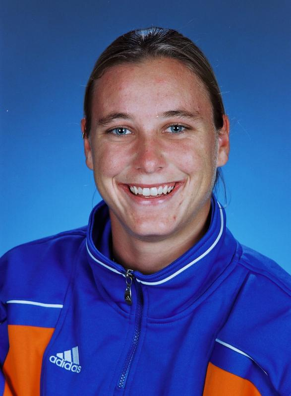 At the turn of the millennium Abby Wambach was playing for the Florida Gators.