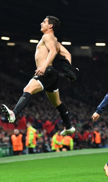 Ben Yedder Goal vs Manchester United