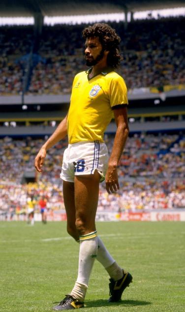 Brazilian Legend Sócrates