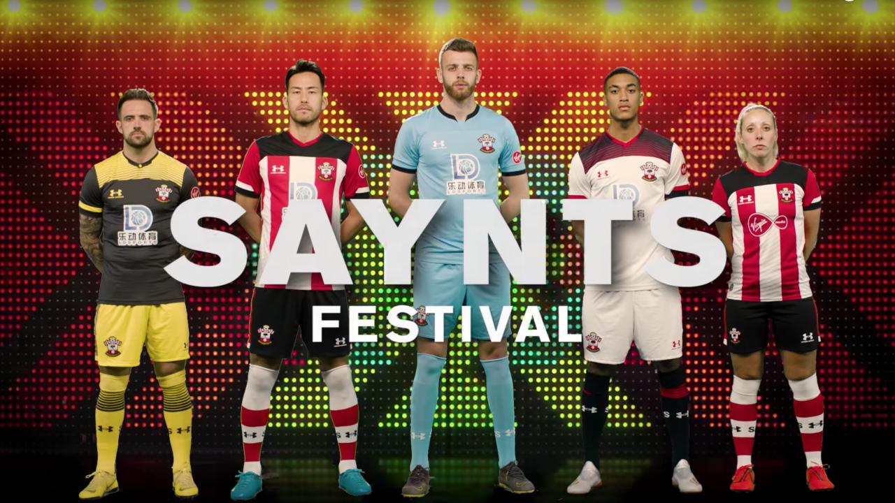 Southampton Kit 2019-20