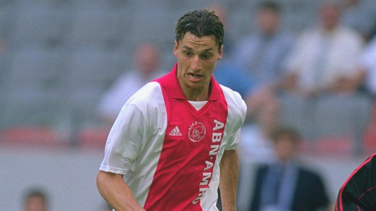 Zlatan Ibrahimovic Ajax goal video