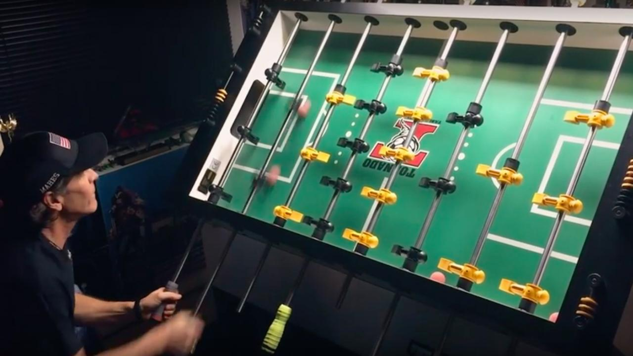 Foosball Documentary