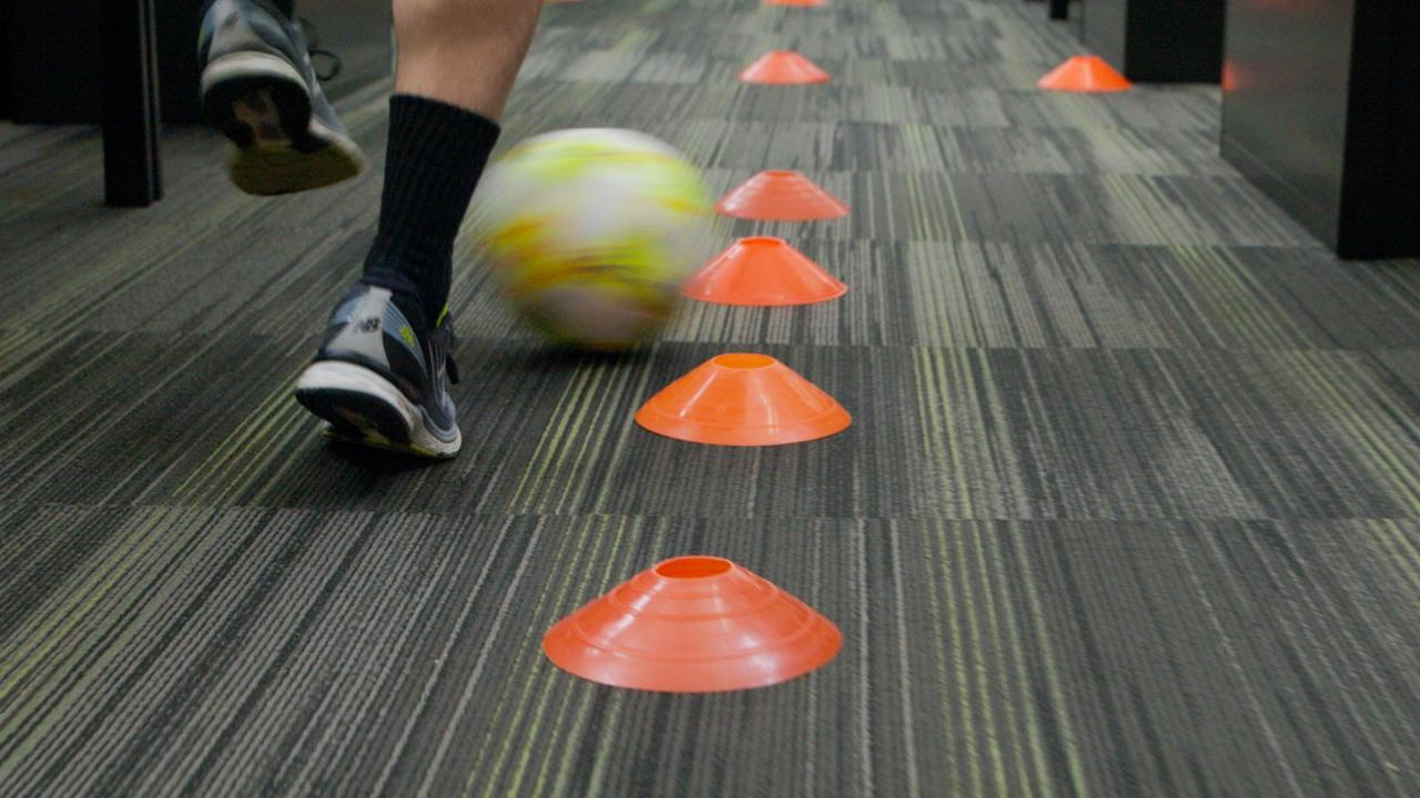 Office Cone Drill