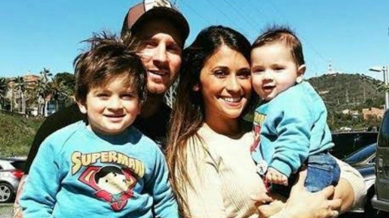 Messi Son