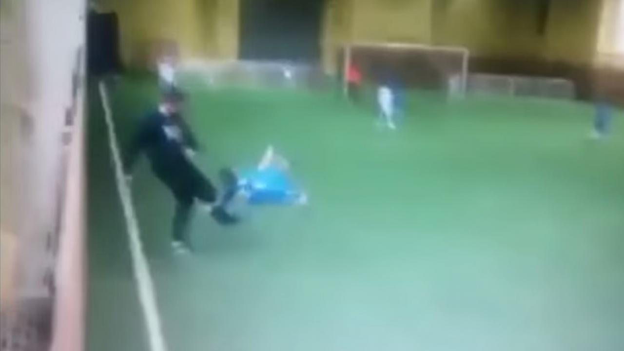 russian-soccer-coach-kicks-child-kid-asshole-yell-scream