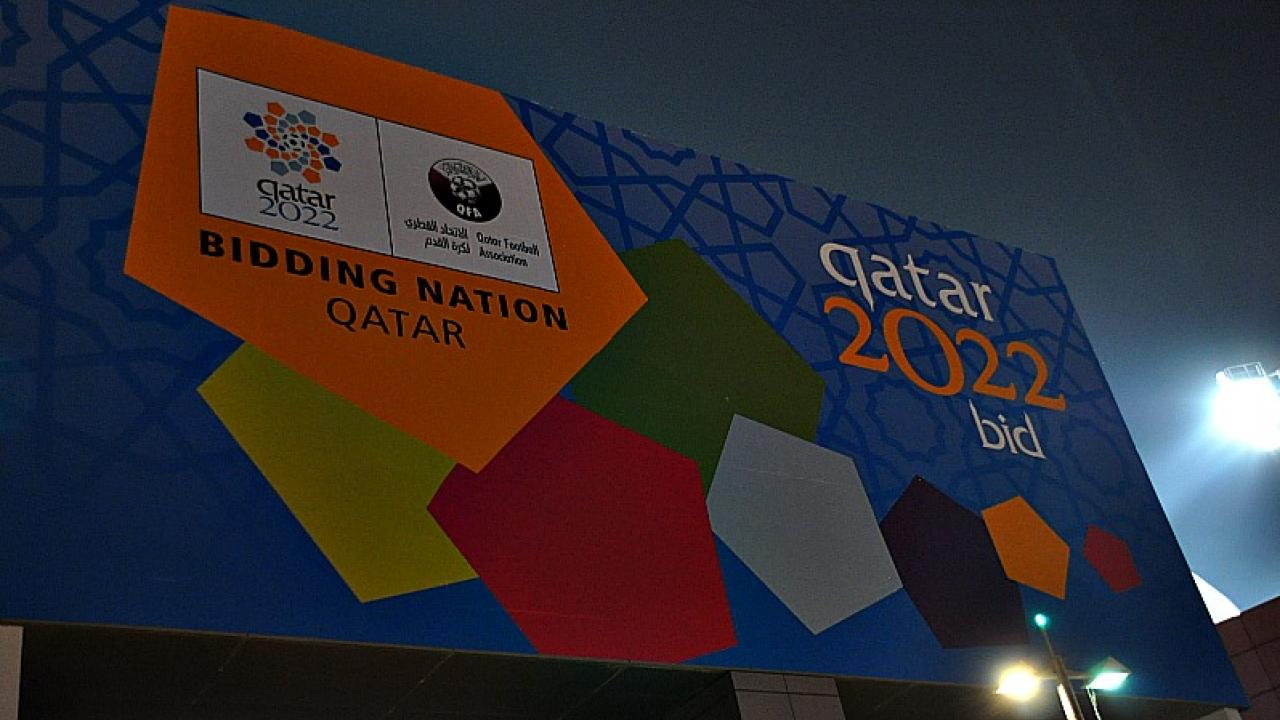 Qatar's successful bid for World Cup 2022 has come under fire
