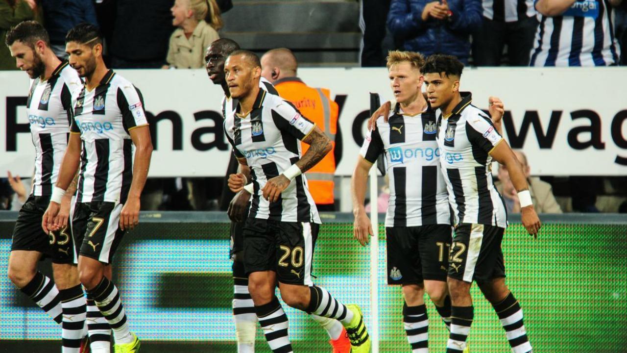 Newcastle United Championship
