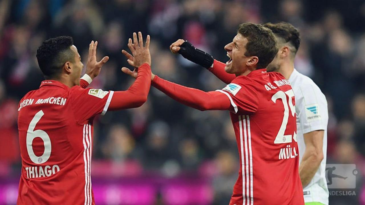 Bayern Munich Social Media, Twitter