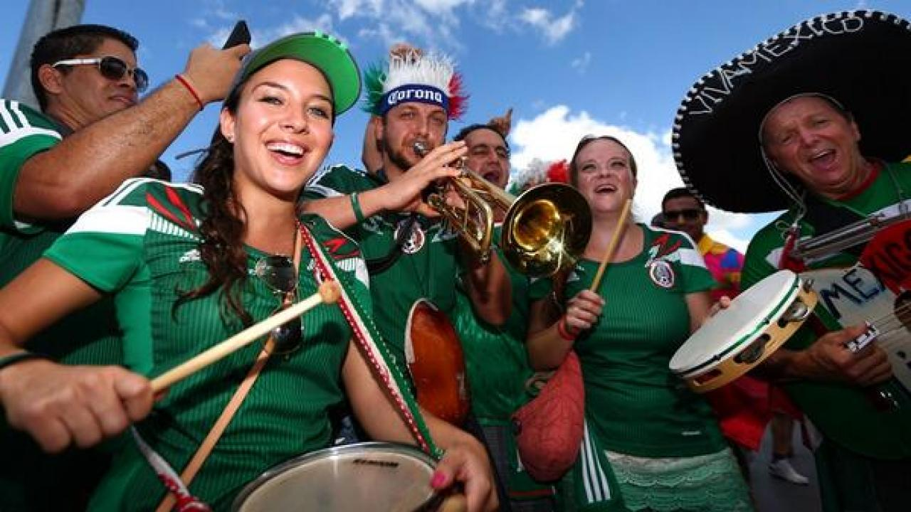 The Best (And Worst) Soccer Fans