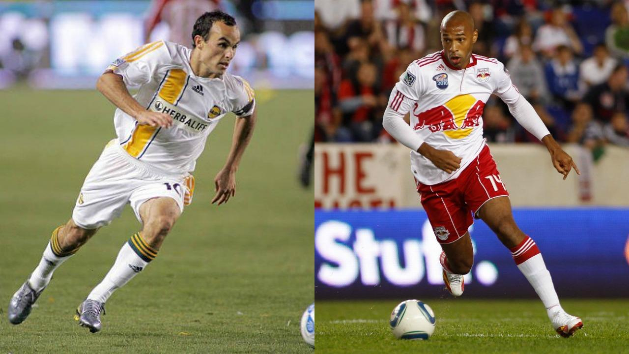 Who's scored the most career goals in MLS history?