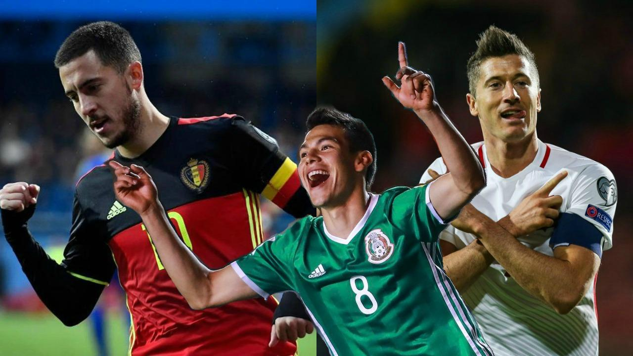 Mexico World Cup friendlies