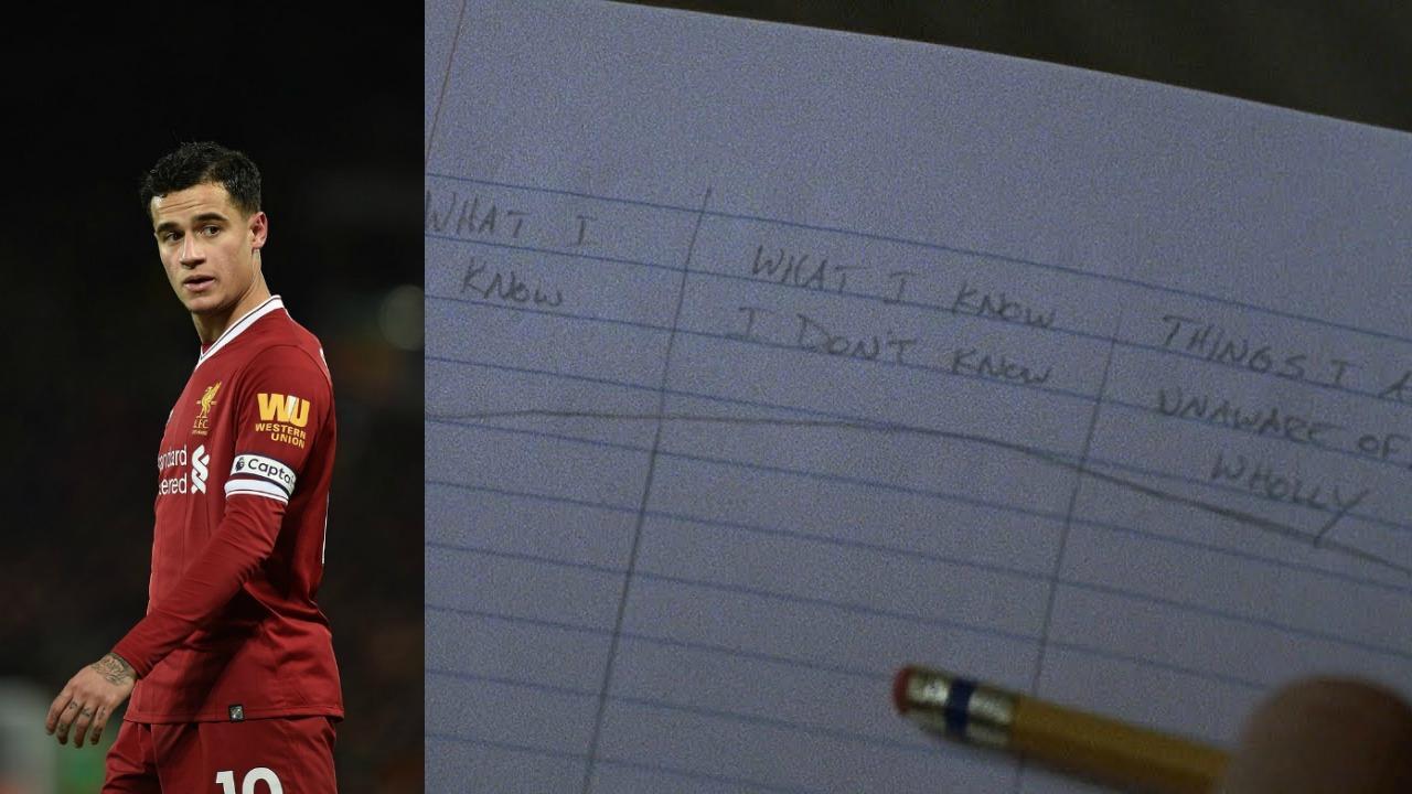 Philippe Coutinho Transfer News To Barcelona