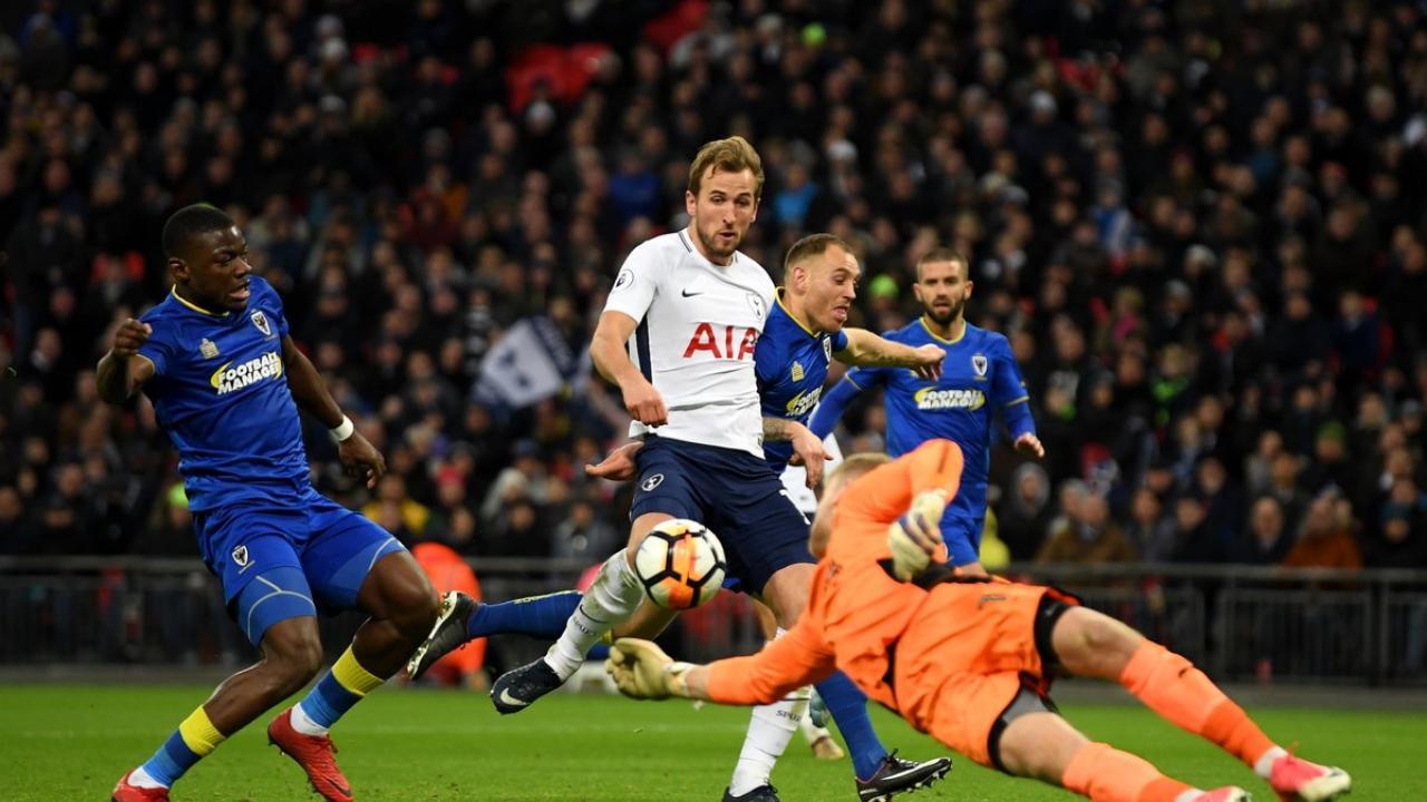 Harry Kane goal record