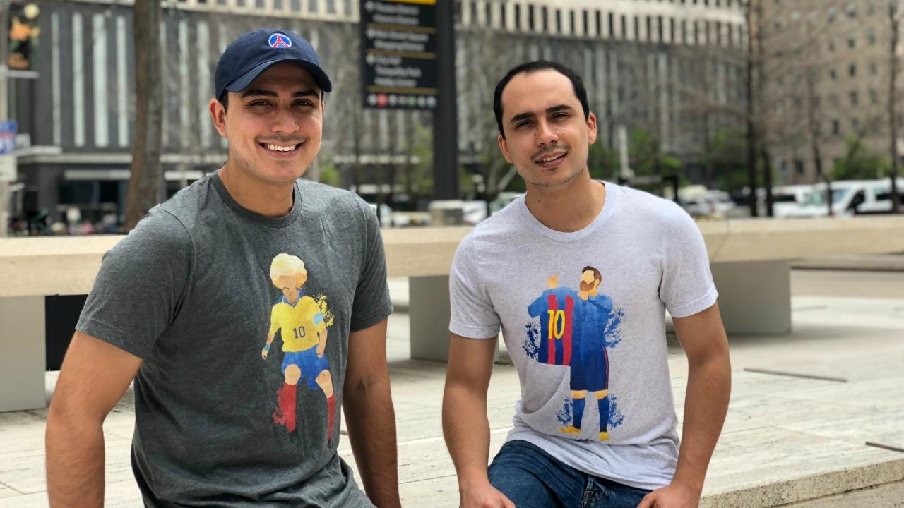 Tees of All Time soccer shirts interview