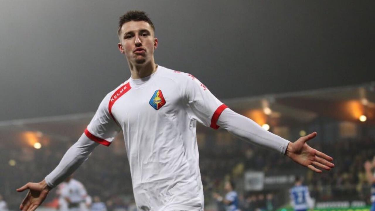 Andrija Novakovich Telstar performances
