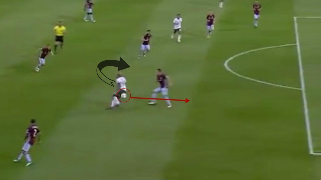 Samuel Armenteros goal vs Colorado