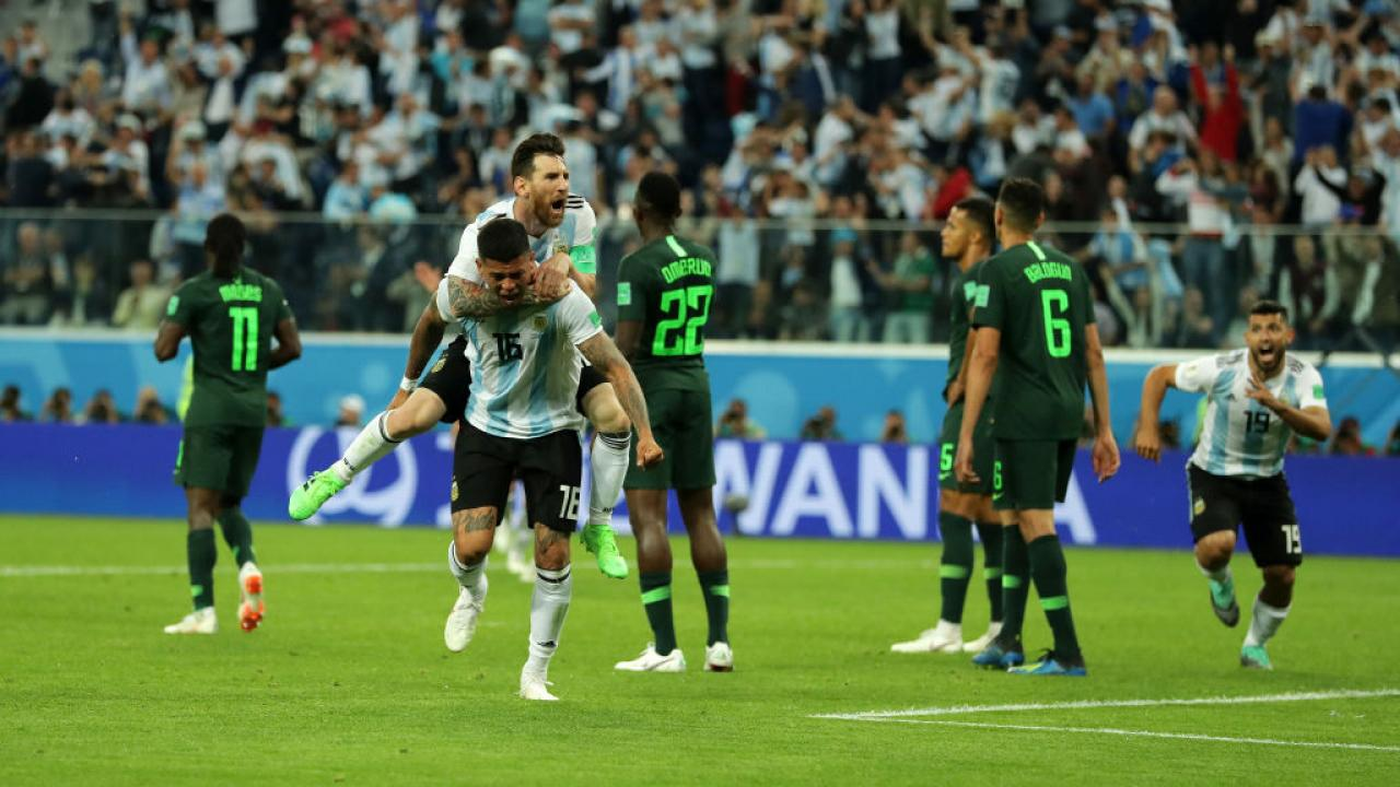 Best World Cup Moments 2018
