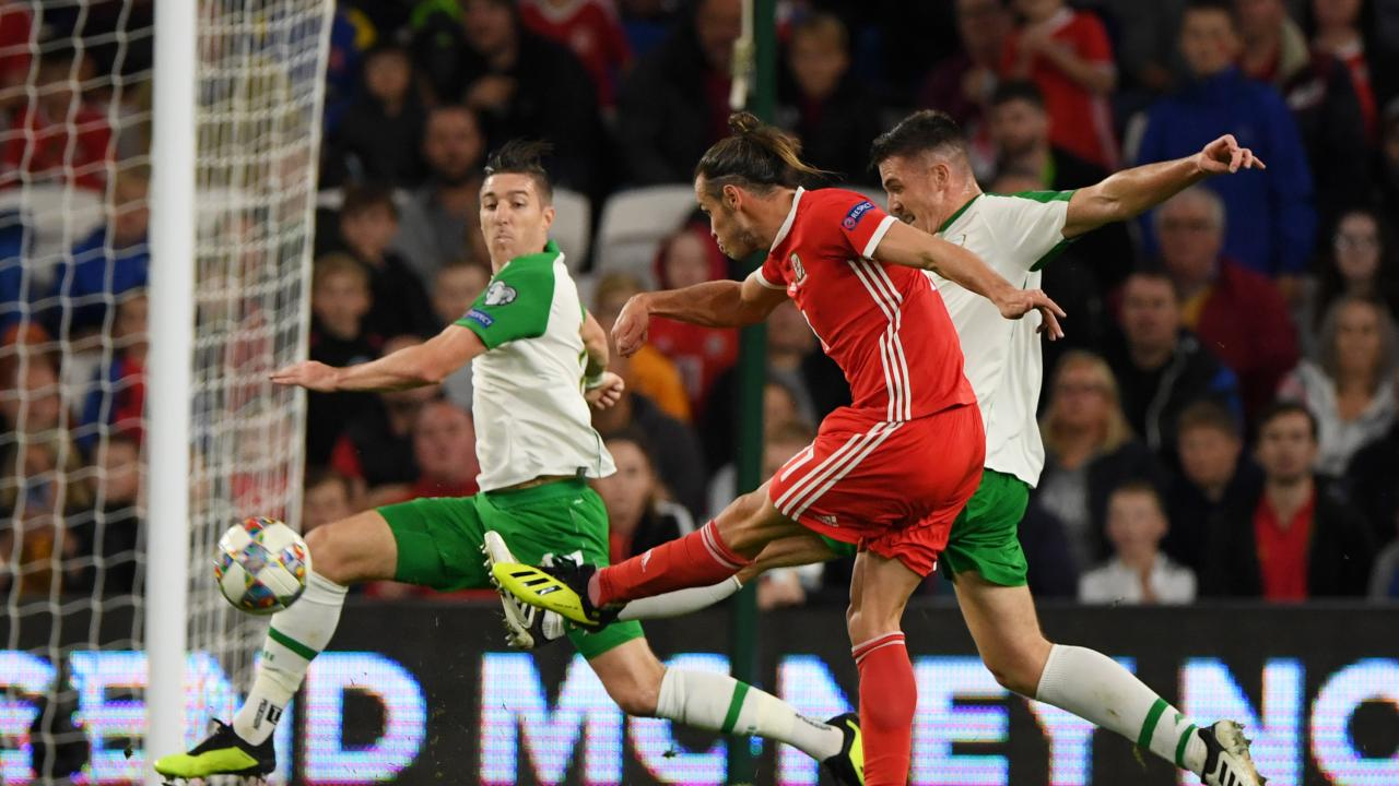 Gareth Bale Goal Vs Ireland
