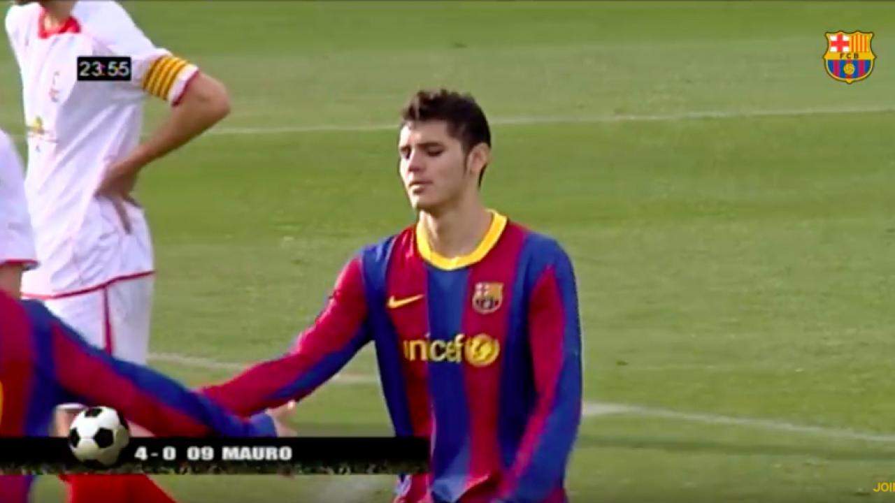 Mauro Icardi Barcelona goals