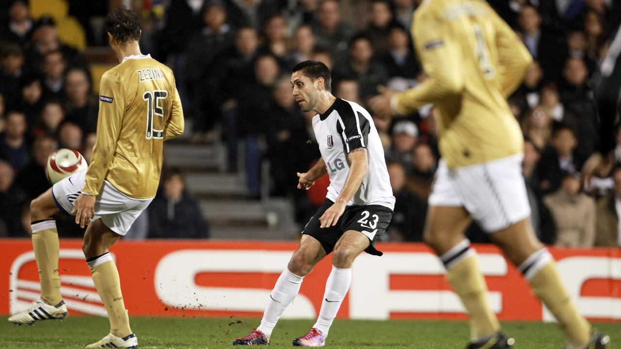 Clint Dempsey Goal vs Juventus