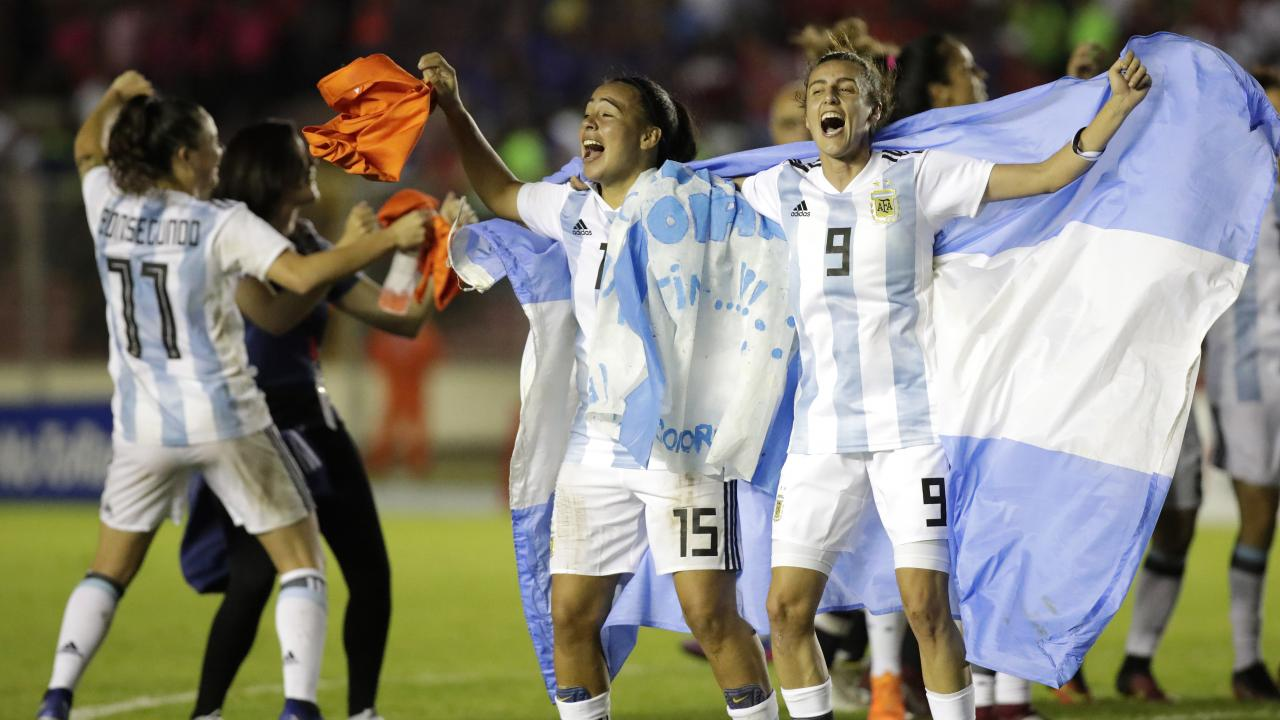 Argentina Women's World Cup