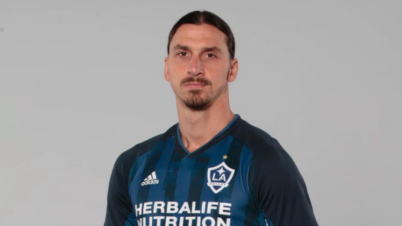 LA Galaxy 2019 Jersey