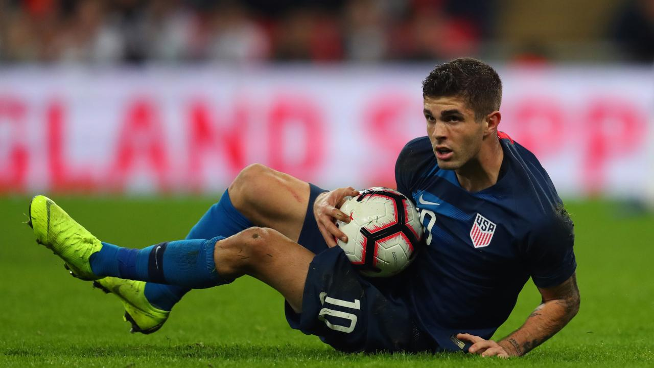 Christian Pulisic Solidarity Payment