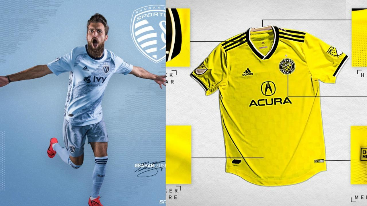 2019 MLS jerseys