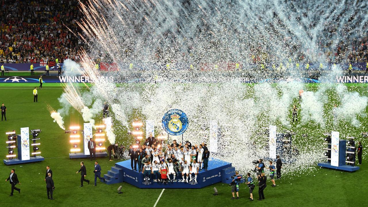 Champions League List Of Winners