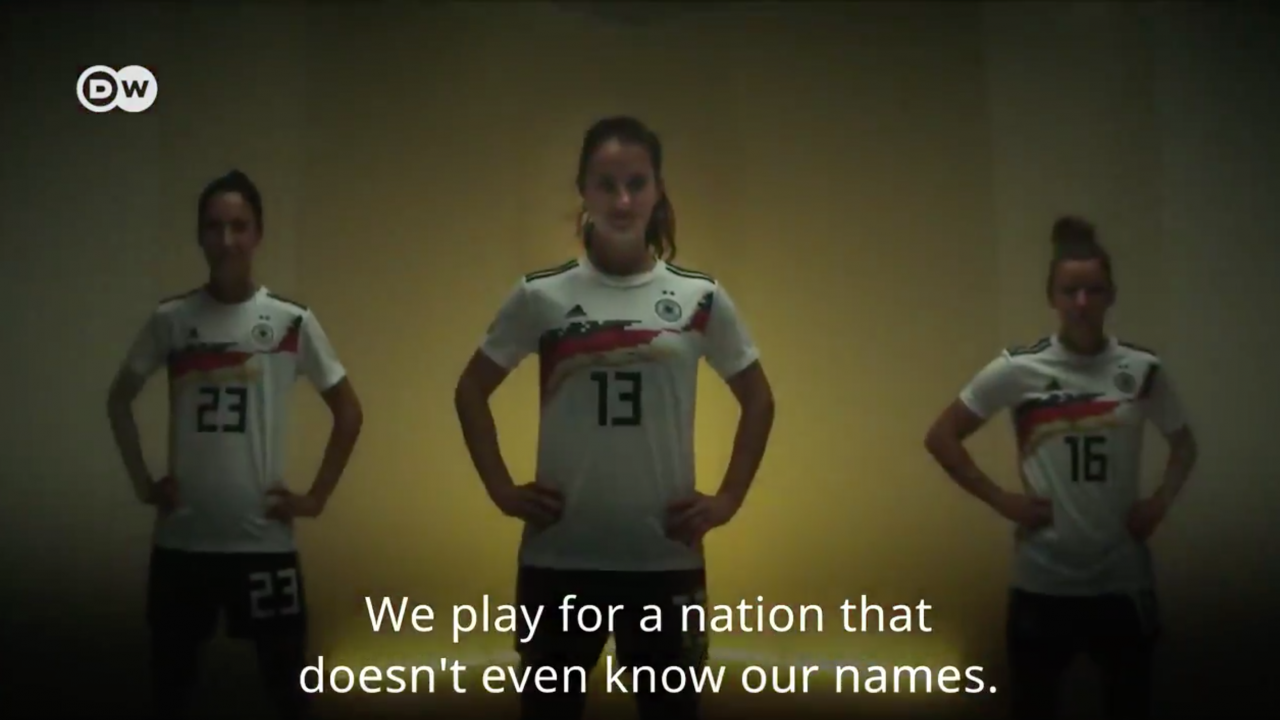 Women's World Cup Ad