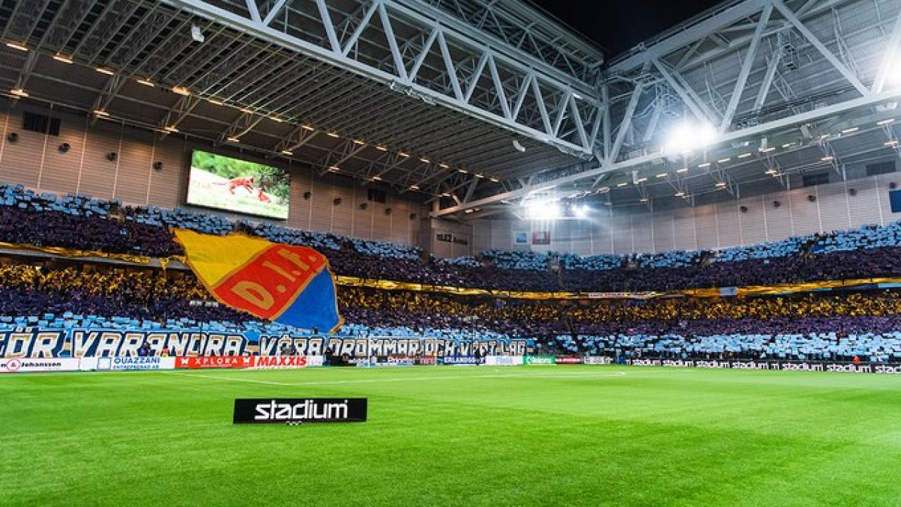 Allsvenskan is where it's at.