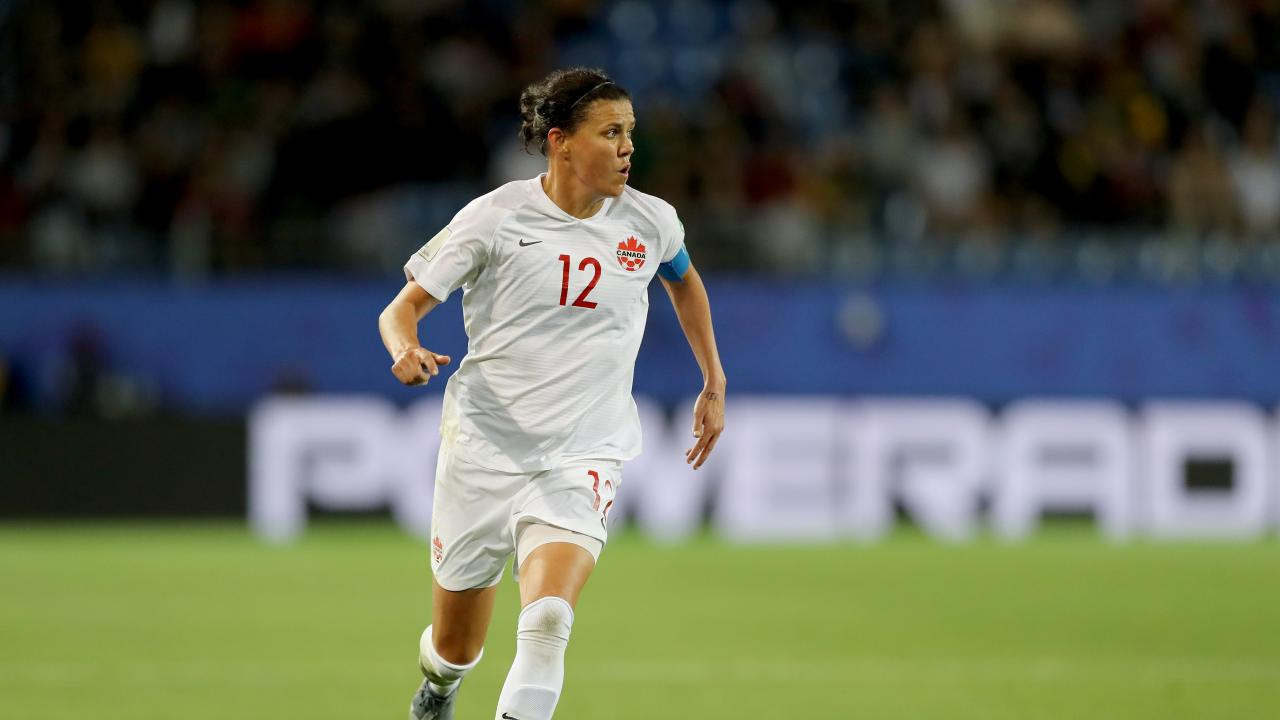 Best Record In Sports — Christine Sinclair