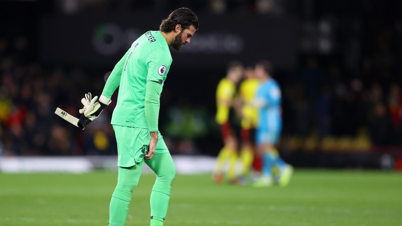 Alisson Injury