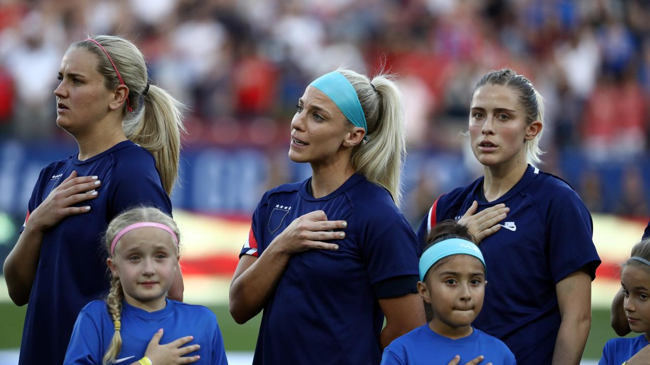 USWNT Equal Pay Lawsuit