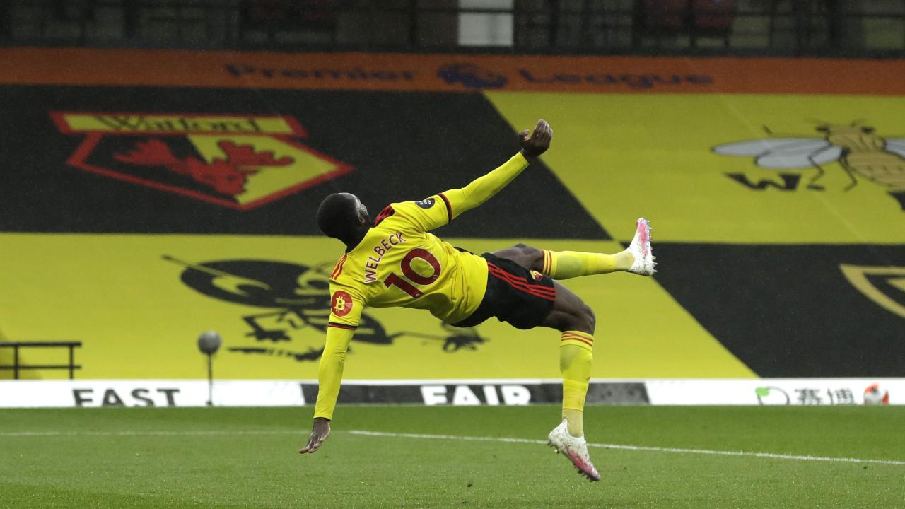 Danny Welbeck Bicycle Kick