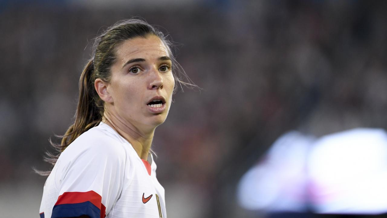 When is the next USWNT game?