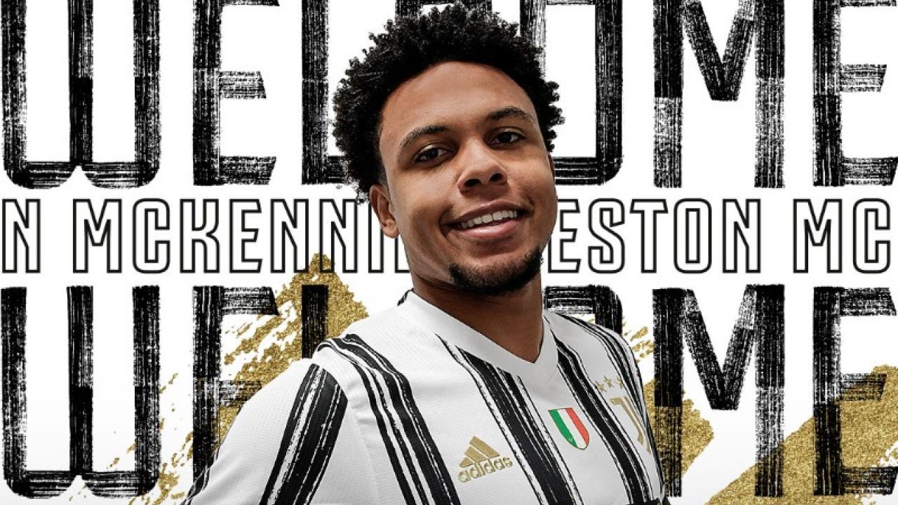 Weston McKennie Juventus Loan