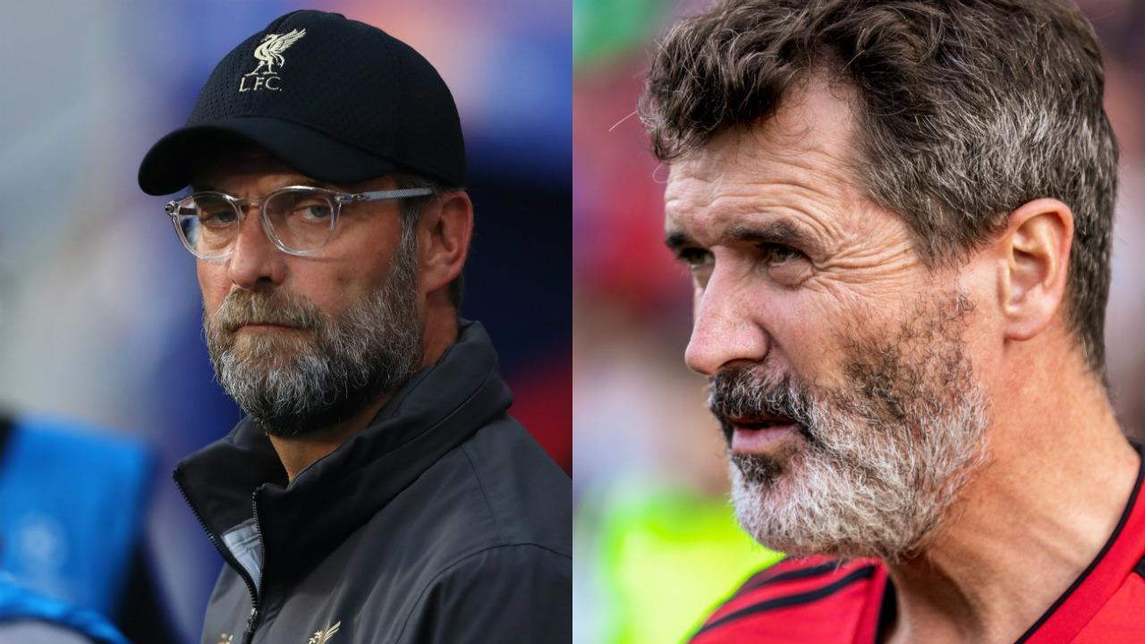 Klopp vs Keane