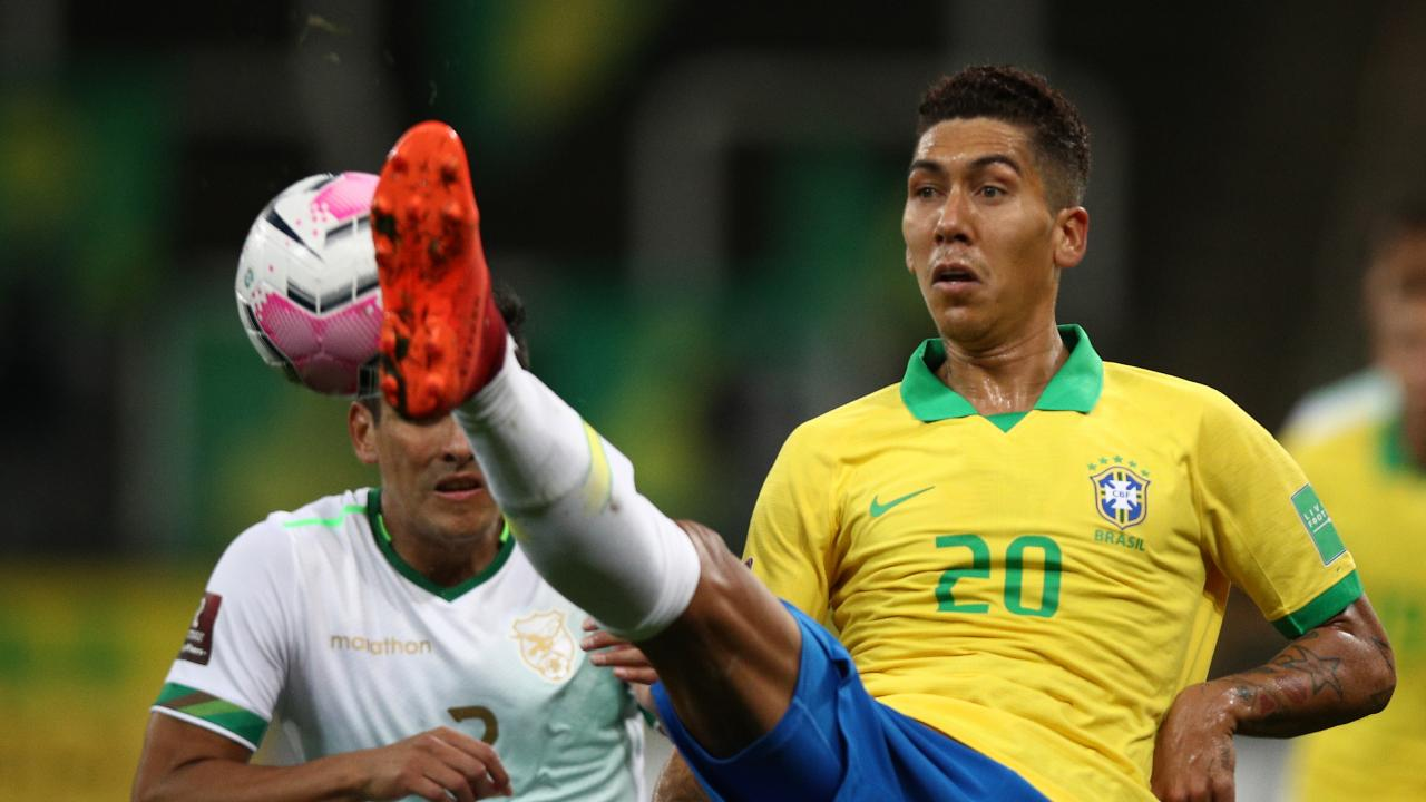 Brazil vs Bolivia Highlights