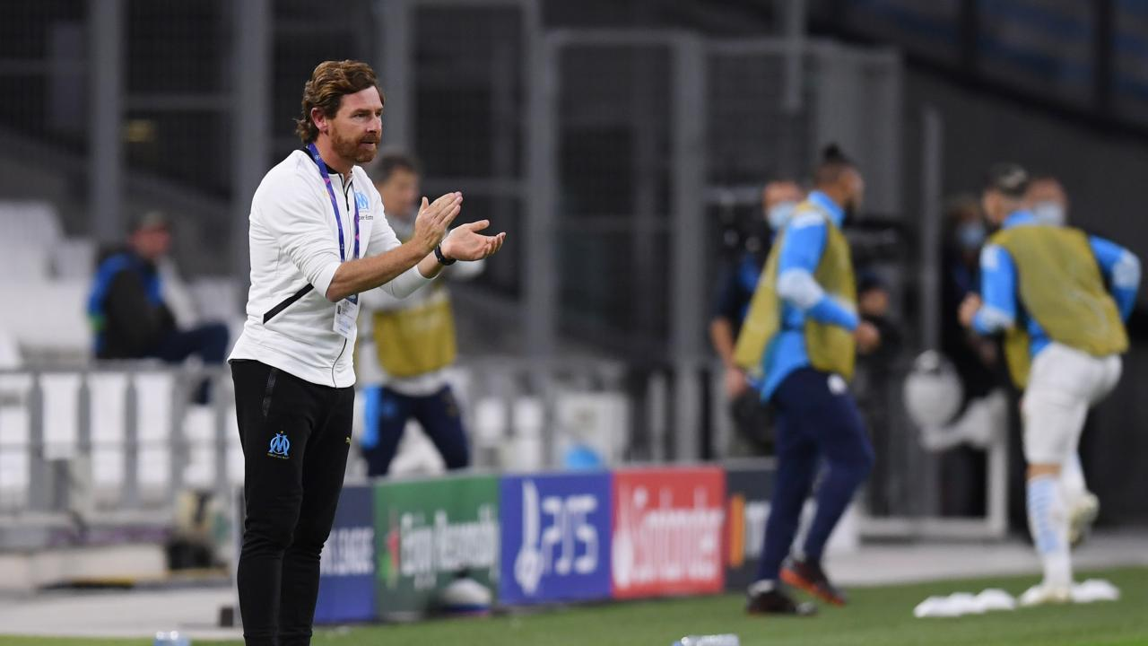 André Villas-Boas resigned