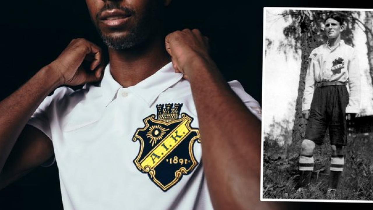 AIK Special Edition jersey