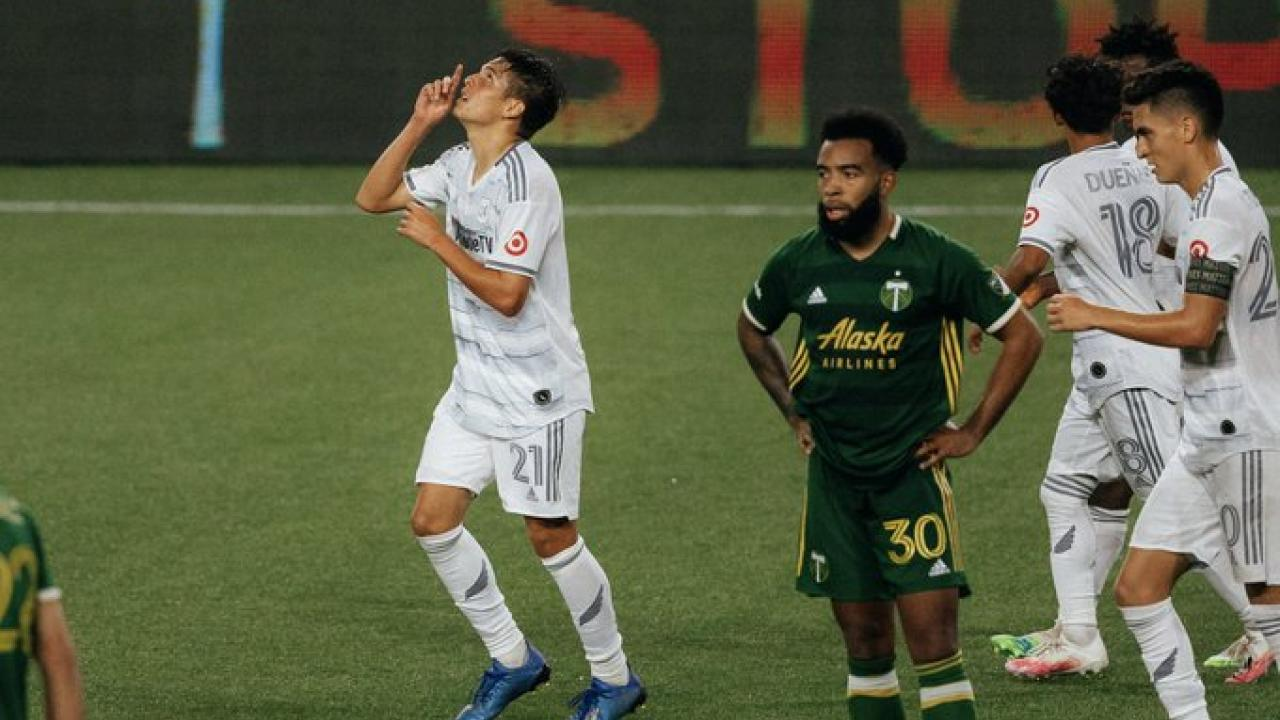 LAFC Christian Torres