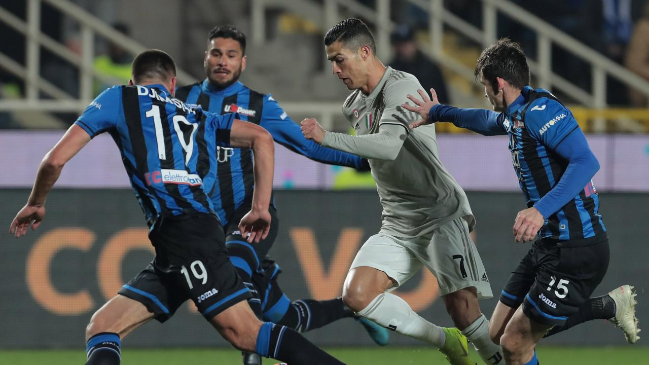 Juventus president attacks Atalanta