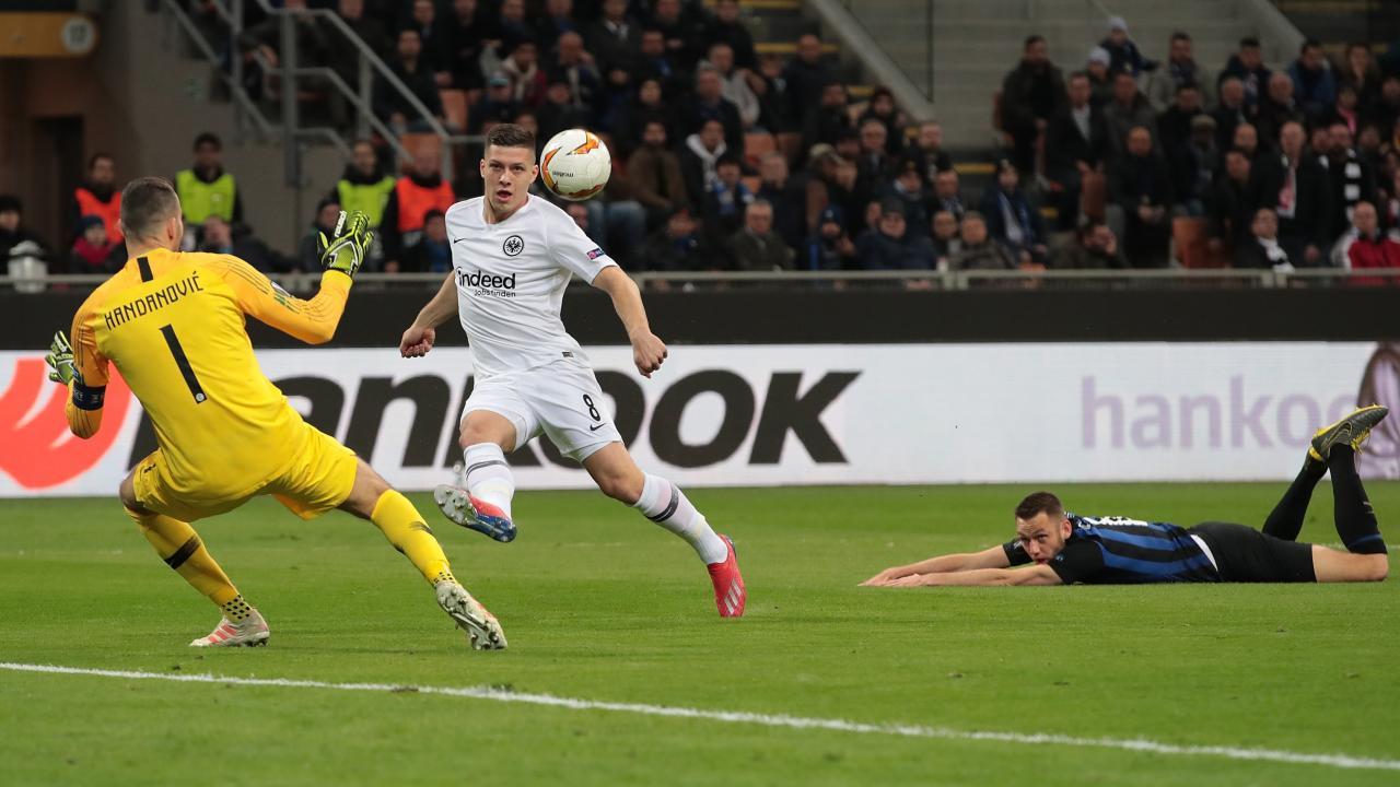 Luka Jovic Real Madrid transfer
