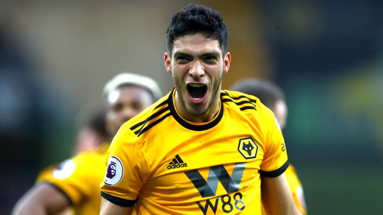 Raul Jimenez Wolves transfer