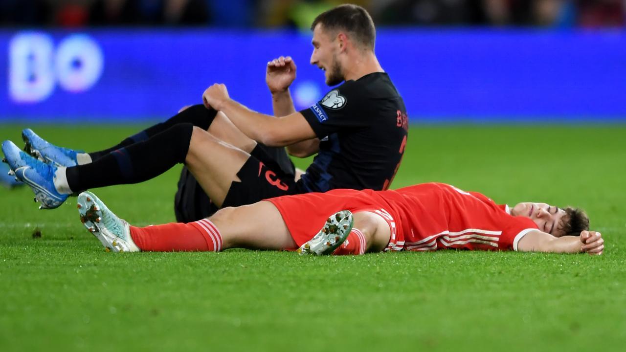 Daniel James injury