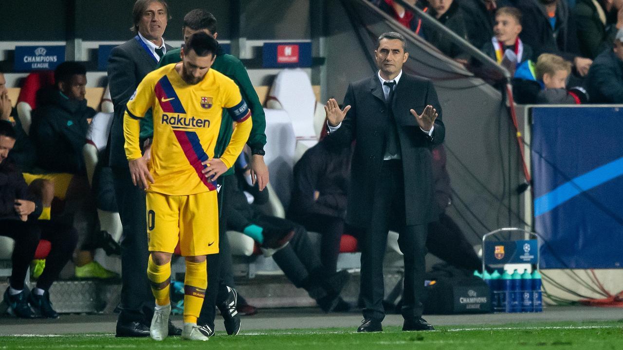 Ernesto Valverde news